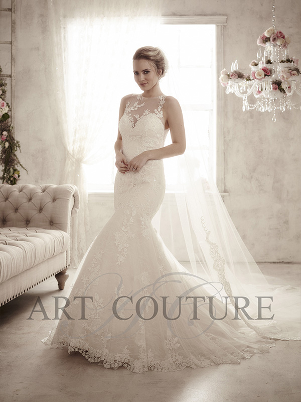 Art Couture Wedding Dress St Albans